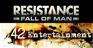 Resistance 2 / 42 Entertainment