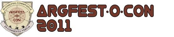 ARGFest 2011