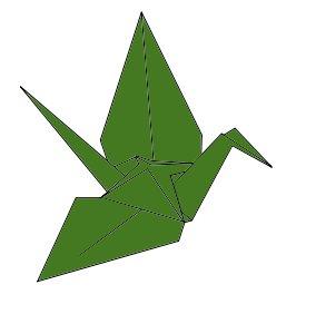 Folding the Wish crane