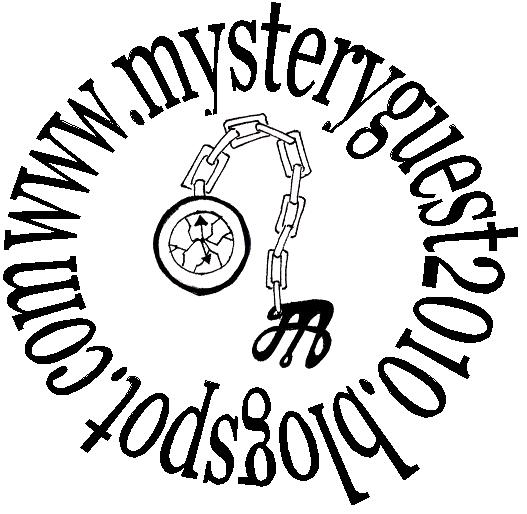 Mystery Guest logo