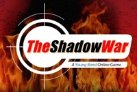 The Shadow War logo